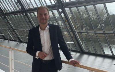 Ulf C. Reichardt als Geschäftsführer der neuen Landesgesellschaft für Energiewende und Klimaschutz