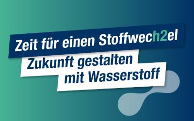 """Größte Investition in der Vereinsgeschichte – DVGW investiert zusätzliche 15 Mio. € in das Thema """"Wasserstoff"""""""