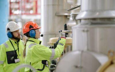 Engie und Equinor arbeiten gemeinsam an der Entwicklung von kohlenstoffarmem Wasserstoff