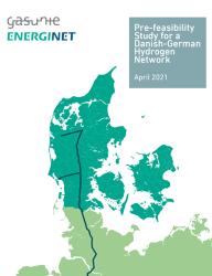 Energinet und Gasunie veröffentlichen Vor-Machbarkeitsstudie zur Wasserstoff-Infrastruktur
