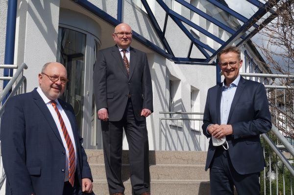 Energieversorgung Rudolstadt: Thomas Zaremba folgt auf Werner Pods