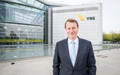Ulf Heitmüller verlängert Vertrag als VNG-Vorstandsvorsitzender