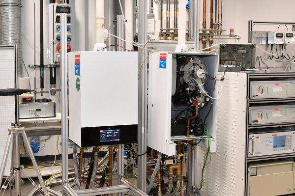 Studie zur Rolle von Wasserstoff im Wärmemarkt im Auftrag von Viessmann