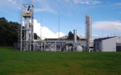 Beginn der Projektarbeiten an der ersten kommerziellen und standardisierten 10-MW-eMethanisierungsanlage