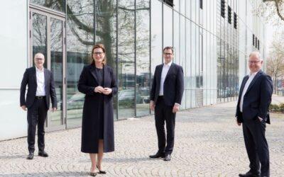 Neues Vorstandsteam für die Stadtwerke Düsseldorf