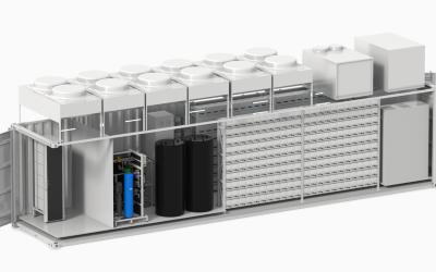 Enapter entwickelt AEM Elektrolyseur Multicore