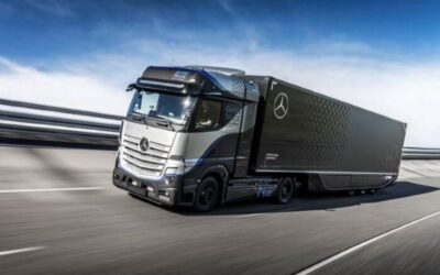 Daimler Truck AG und Shell treiben Aufbau von Wasserstoff-Tankinfrastruktur voran
