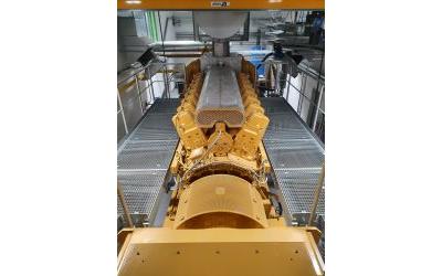 Heizkraftwerk der Energieversorgung Oberhausen AG (evo) geht ans Netz