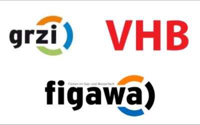 Die Verbände figawa, grzi und VHB beschließen Verschmelzung