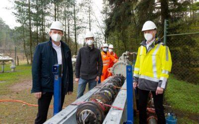 Get H2: Gasleitung in Lingen soll bald Wasserstoff transportieren