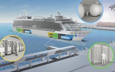 EU-Projekt Nautilus – Brennstoffzellen senken Schiffsemissionen