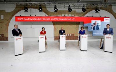 BDEW-Präsidentin Wolff fordert ressortübergreifendes Klimaschutzministerium