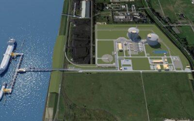 German LNG Terminal stellt Antrag auf Planfeststellung