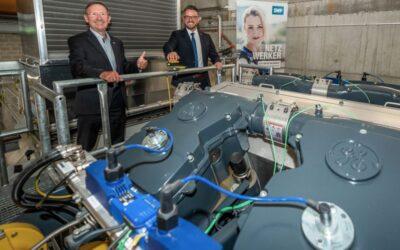 Kohleausstieg durch Gasmotorenkraftwerk in Pforzheim