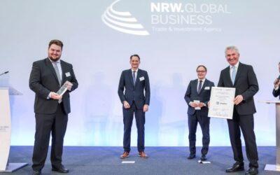 Enapter erhält NRW.Global Business Award