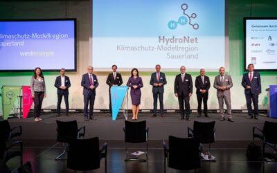Klimaschutz-Modellregion Sauerland zeigt das Energiesystem der Zukunft