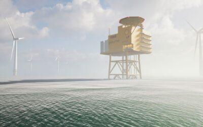 RWE, Shell, Gasunie und Equinor unterzeichnen Absichtserklärung für Wasserstoffpark AquaSector in Nordsee