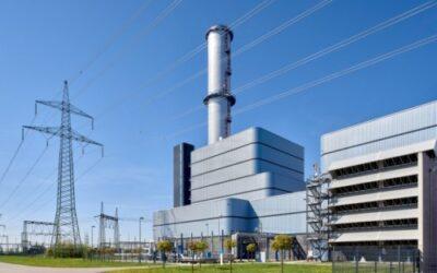 Bayerns Wirtschaftsminister Aiwanger legt Grundstein für neues Gaskraftwerk Irsching 6