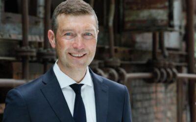 Martin Giehl neues Vorstandsmitglied der Mainova AG