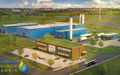 Weltweit erste dezentrale Energiefabrik geht in Deutschland an den Start