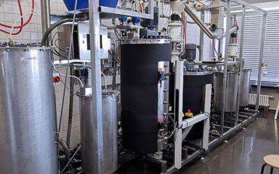 Hy2Biomethane: Intelligente Kombination von Biogas und Wasserstoff