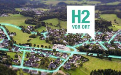 VKU und weitere kommunale Unternehmen engagieren sich bei Wasserstoffinitiative H2vorOrt