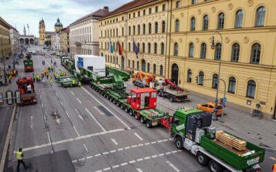 Neuer Gasturbo für Energiestandort Süd in München