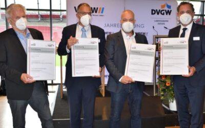 Gasnetz des Bayernwerks neu zertifiziert
