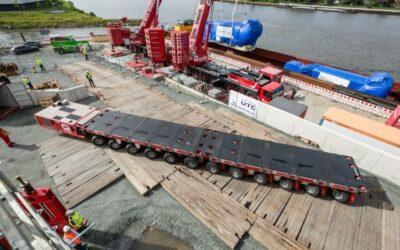 Neues Blockheizkraftwerk für swb in Hastedt