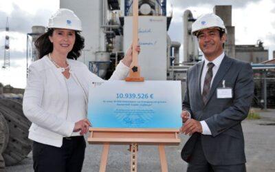 Air Liquide baut größten an Wasserstoff-Infrastruktur angeschlossenen Elektrolyseur