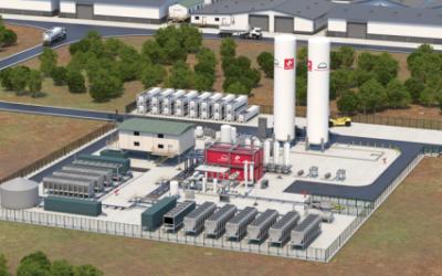 MAN und Woodside bieten neue skalierbare Factory LNG-Lösung
