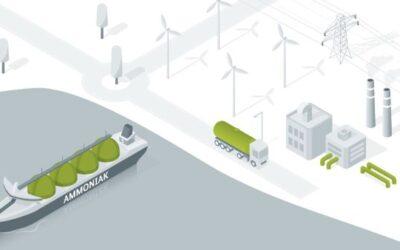 Leitprojekt TransHyDE bewertet und testet Wasserstoff-Transporttechnologien