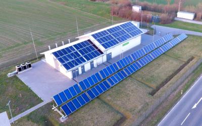 Aus der Praxis: Innovative Konzepte für die Dekarbonisierung der Gasvorwärmung in Gas-Druckregel- und -Messanlagen