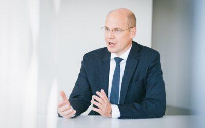 Interview mit Dr. Timm Kehler, Vorstand von Zukunft Gas
