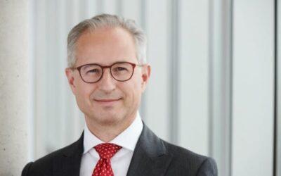 Alfred Stern neuer Generaldirektors der OMV