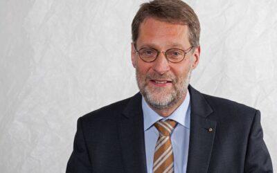 Bernhard Klocke als Vorsitzender der DVGW-Landesgruppe NRW wiedergewählt