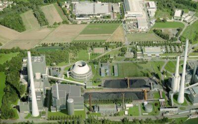 EnBW plant Gaskraftwerk in Altbach/Deizisau