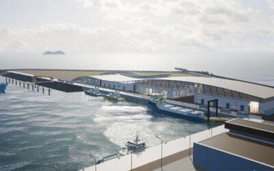 Aquaventus: Erstes Finanzierungspaket für TransHyDE-Projekt Helgoland gesichert