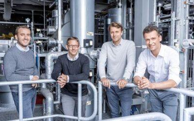 Sunfire sichert sich 109 Mio. € für Wasserstoffhochlauf