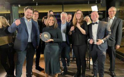Enapter gewinnt den von Prinz William initiierten Earthshot-Preis 2021