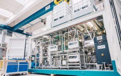 Wasserstofftransport: Bilfinger und Hydrogenious werden Partner